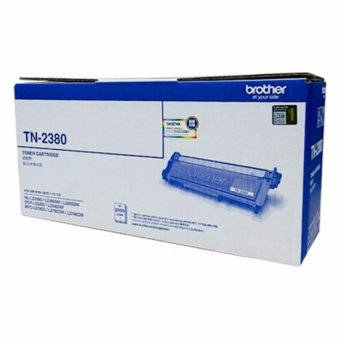 Brother TN-2380 Toner for HL-2365DW, DCP-L2540DW, MFC-L2700D,MFC-L2700DW, MFC-L2740DW / 2600 pages
