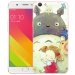 Brunswick A59/a59m/a59s cartoon silicone painted relief soft case phone case