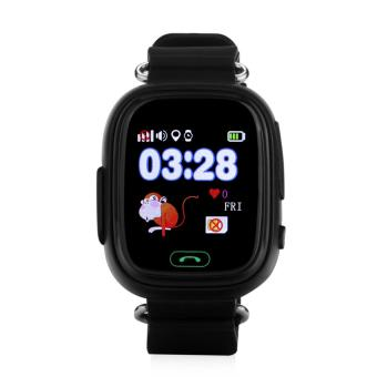 BUY 1 GET 2 FREEBIES: Q90 Children Smart Watch Kids Wrist Watch with Anti-lost GPS Tracker SOS Call Location Finder Remote Monitor Pedometer Functions Parent Control By iPhone and Android Smartphones - 4