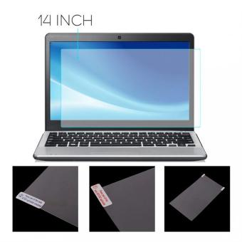 BUYINCOINS 14 Inch LCD LapTop Screen Wide Protector Film For Top Lap Notebook - intl