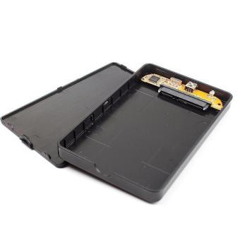 BUYINCOINS Hi-speed USB 2.0 SATA 2.5 Portable HDD Hard Disk Drive 500GB Enclosure HD Box - 4