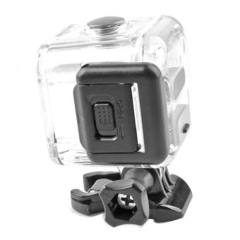 BUYINCOINS Waterproof Housing Case Dive Diving Shell For Gopro Hero4 Session