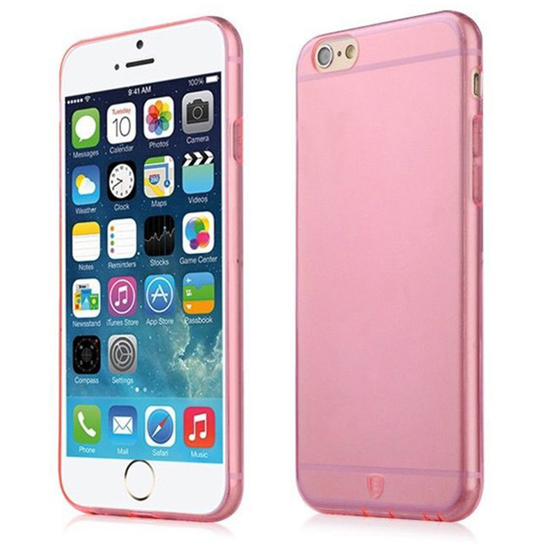 Buytra Ultra Back Cover Case for iPhone 6Plus (Pink) product preview, discount at cheapest price