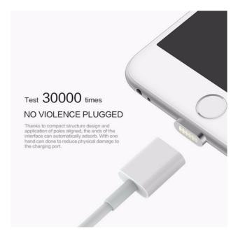 BWOO 1M Magnetic Lightning Data Cable for iphone and ipad - 2