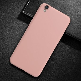 BYT Micro Matte Silicon Soft Back Cover Case for Oppo A37 - intl