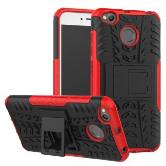 BYT Rugged Armor Dazzle Back Cover Case for Xiaomi Redmi 4X - intl
