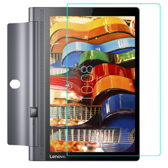 BYT Tempered Glass Screen Protector for Lenovo Yoga Tablet 3 X50FTAB3-X50F 10inch, 9H Hardness, 2.5D Arc Edge (2pcs Pack)