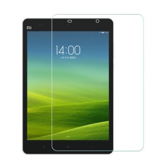 BYT Tempered Glass Screen Protector for Xiaomi Mi Pad1, 9HHardness, 2.5D Arc Edge (2pcs Pack)