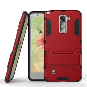BYT TPU+PC Hybrid Phone Case for LG Stylus 2 / LS775 (Red)