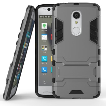BYT TPU+PC Neo Hybrid Phone Case for ZTE Axon 7 Mini (Grey) Price Philippines