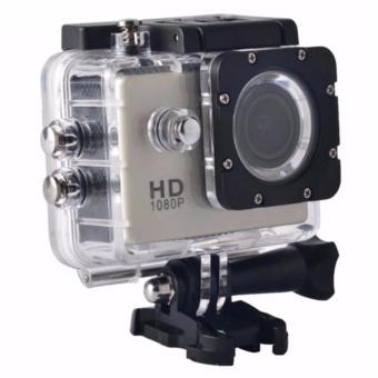 C5 Underwater HD DV 5MP Waterproof Action Sports Camera (Gold) - 2