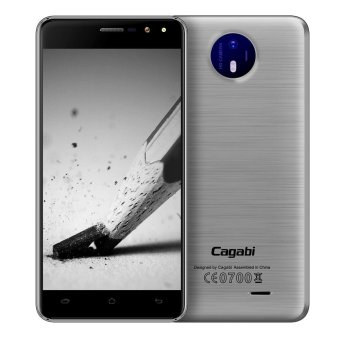 Cagabi ONE Smartphone 3G WCDMA Phone 5.0inch Android 6.0 1GB RAM 8GB ROM - intl