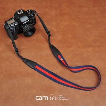 Cam8077 Shishang cotton woven series professional camera shoulder strap