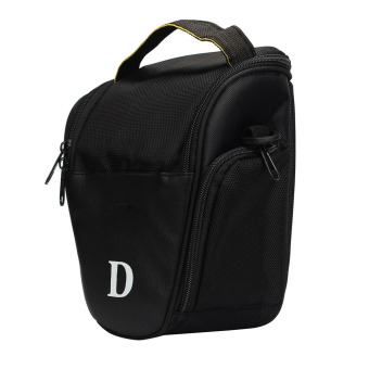 Camera Case Bag for DSLR NIKON D4 D800 D7000 D5100 D5000 D3200D3100 Black