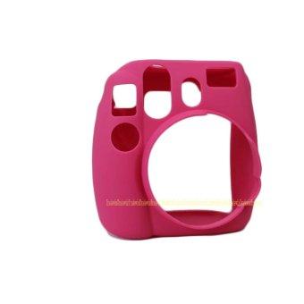 Camera Video Bag PVC silicone case for Fujifilm Instax Mini 8 Fuji Mini-8 - intl - 5