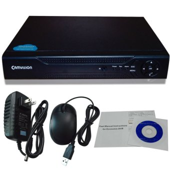 Camvision 4CH H.264 AHD Hybrid Digital Video Recorder - 3