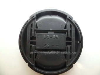 Canon 58mm SLR camera lens Lens cover Price Philippines