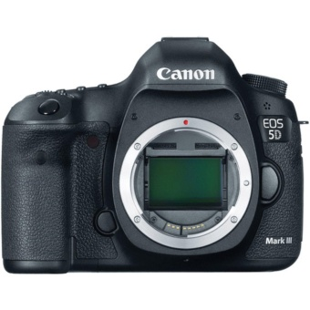 Canon EOS 5D Mark III DSLR Camera (Body Only) - intl