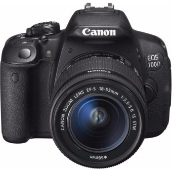 Canon EOS 700D Kit EF-S 18-55mm 3.5-5.6 IS STM - intl Price Philippines