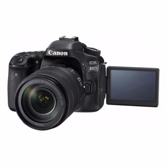 CANON EOS 80D 20.2MP with 18-135mm Lens