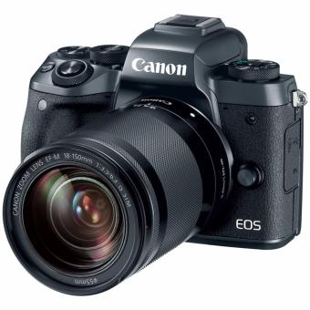 Canon EOS M5 Mirrorless Digital Camera + EF-M 18-150mm STM Lens -intl