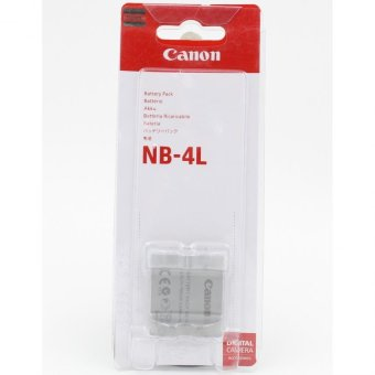 Canon NB-4L Battery Pack Price Philippines