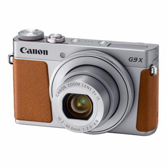 Canon PowerShot G9 X Mark II Digital Camera Silver - intl