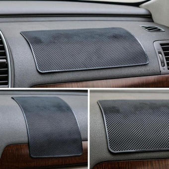 Car Anti-Slip Dashboard Sticky Pad Non Slip Mat For Phone Coin Sunglass Holder - intl