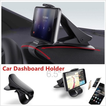 Car Dashboard Holder HUD Design Mount For Mobile Phone GPS Accessories - intl