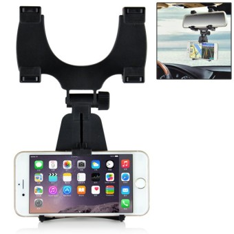 Car Rear View Mirror Mobile Mount