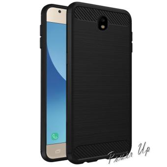 Carbon Rugged Armor Cover Case for Samsung Galaxy J7 Pro