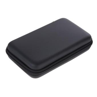 Carry Hard Case Bag for Nintendo 3DS XL LL Black - intl - 3