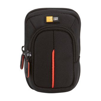 Case Logic DCB-302A Compact Camera Case with Storage (Black)