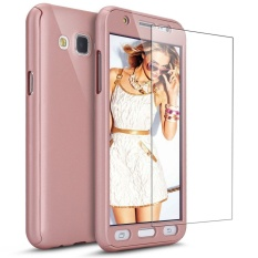 Case with Tempered Glass Screen Protector 360 Full Body CoverageUltra-thin Hybrid Hard PC Protective