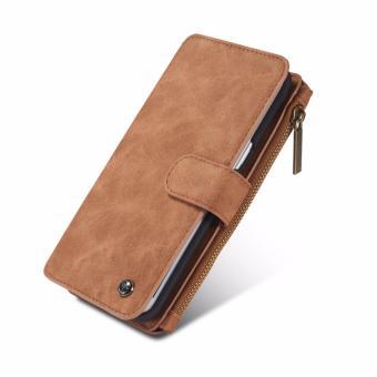 CaseMe Premium Leather Wallet Case (for iPhone 6+/6s+) - 2