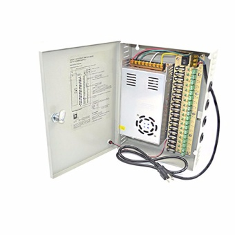 CCTV POWER BOX 12 Volts 30 Ampere Price Philippines