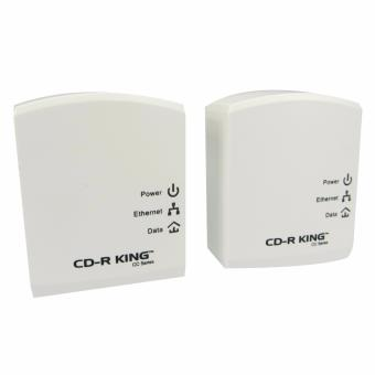 CD-R King Internet Through Power Outlet (Powerline Ethernet200Mbps) COM-NET015-CC - 2