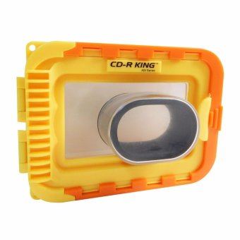 CD-R King Waterproof Digital Camera Case up to 40 Meters (132Ft.)WP303