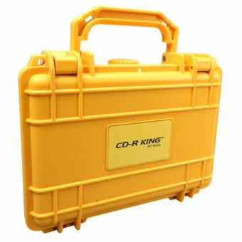 CD-R King Watertight and Shockproof Case CSE-WT003-BO