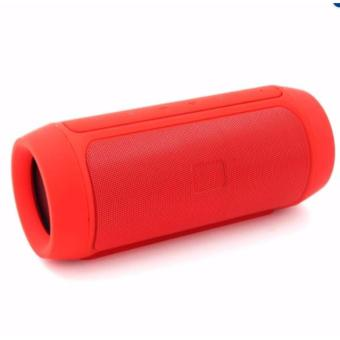 Charge2+ Splashproof Portable Wireless Bluetooth Speaker And Power Bank
