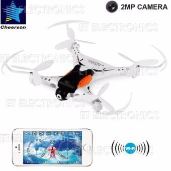 Cheerson CX-36C Mini Drone with 2MP Camera WiFi APP Control RCQuadcopter - 2