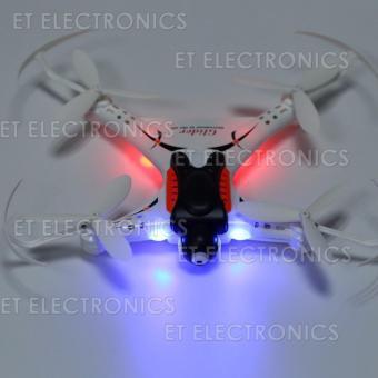 Cheerson CX-36C Mini Drone with 2MP Camera WiFi APP Control RCQuadcopter - 3