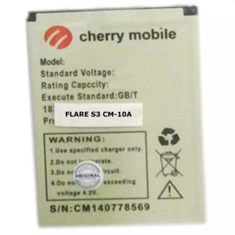 Cherry Mobile Battery CM10A For Flare S3 Cm-10a Price Philippines