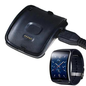 Chic Charging Dock Charger Cradle For Samsung Galaxy Gear S SmartWatch SM-R750 - intl Price Philippines