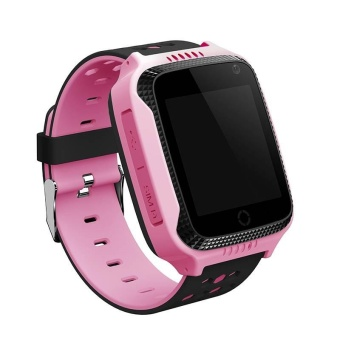 Children Kids Anti-Lost Smart Watch GPS Tracker Waterproof For Android Phone New - intl