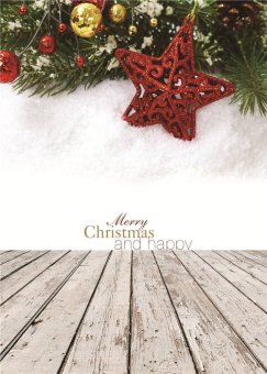 Christmas Backdrops for Baby Photo Studio Props Star ChildrenPhotography Background Vinyl 5x7FT jiesdx017 - intl
