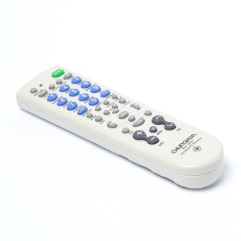 Chunghop RM-139EX Universal TV Remote ( Grey) #0123