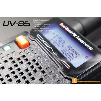 CIGNUS UV85 PORTABLE TWO WAY RADIO - 2