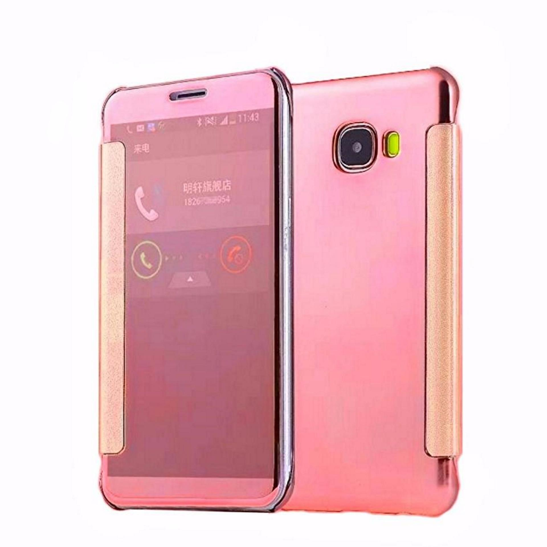 Clear Cover Flip View For Samsung Galaxy A5 2017 Rosegold Lazada PH Source · kwmobile TPU Silicone Case for Samsung ...