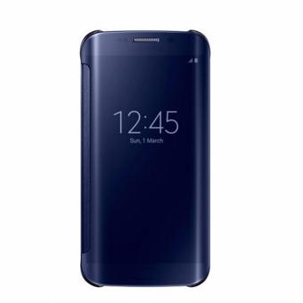 Clear Cover Flip View For Samsung Galaxy A7 2017 (Blue) Price Philippines
